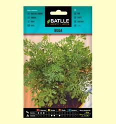 Semillas de Ruda - Ruta Graveolens - Batlle - 1 gramo