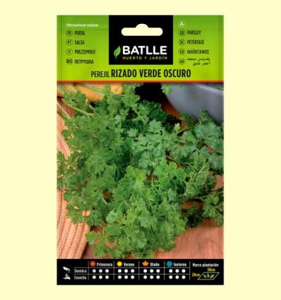 Semillas de Perejil Rizado Verde Oscuro - Batlle - 10 gramos