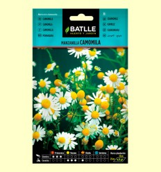Semillas de Manzanilla - Batlle - 1 gramo