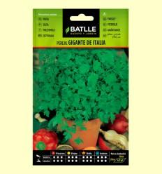 Perejil Gigante de Italia - Batlle - 25 gramos