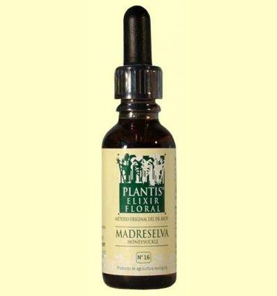 Madreselva - Honeysuckle - Cultivo Ecológico - Plantis - 30 ml