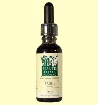 Sauce - Wilow - Cultivo Ecológico - Plantis - 30 ml