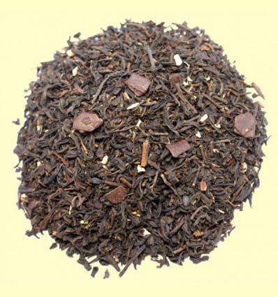 Té Negro con Chocolate, Trufas y Crema