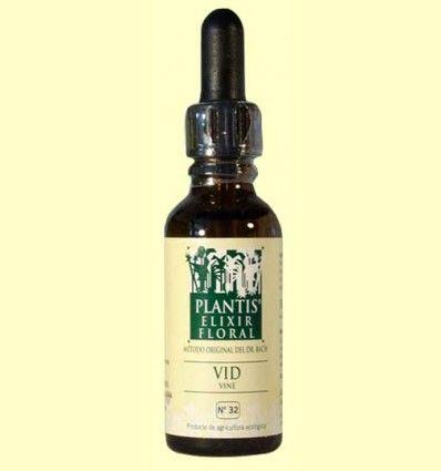 Vid - Vine - Cultivo Ecológico - Plantis - 30 ml