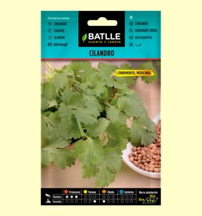 Semillas de Cilandro - Batlle - 15 gramos