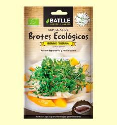 Semillas de Berro Tierra Brotes Eco - Batlle - 14 gramos