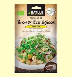 Semillas para Germinar Brotes Ecológicos de Broculi - Batlle