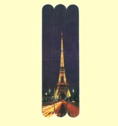 Lima uñas de 18 cm Torre Eiffel - Bohema - 3 unidades