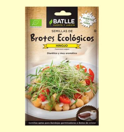 Semillas de Hinojo Brotes Eco - Batlle - 10 gramos