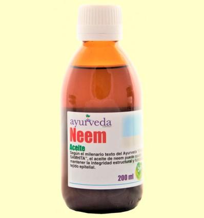 Aceite de Neem - Ayurveda - 200 ml