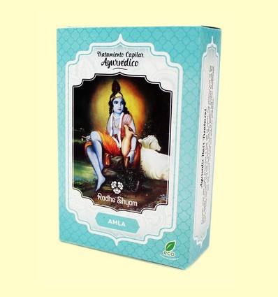 Amla Tratamiento Capilar Ayurvédico - Radhe Shyam - 100 gramos
