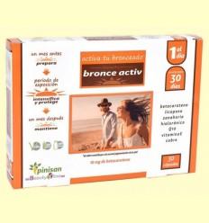 Bronce Activ - Bronceado - Mycofit - 30 cápsulas
