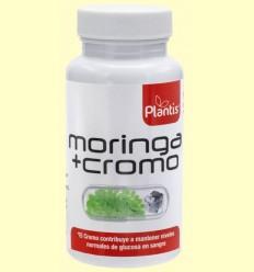 Moringa y Cromo - Plantis - 60 cápsulas