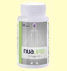 Nualipid - Nua - 50 cápsulas