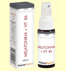 Melatonina y Vitamina B6 Premium - Prisma Natural - 50 ml