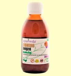 Aceite de Comino Negro Puro Bio - Ayurveda - 200 ml