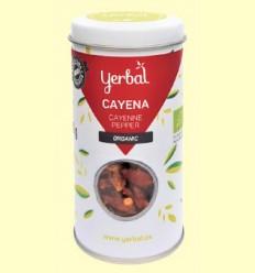Cayena Bio - Yerbal - 20 gramos