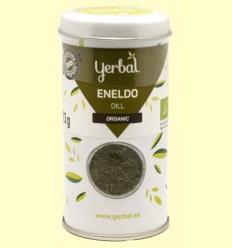 Eneldo Bio - Yerbal - 13 gramos
