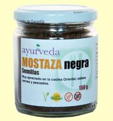 Semillas de Mostaza Negra - Ayurveda - 150 gramos