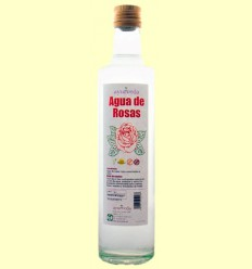 Agua de Rosas Rojas - Ayurveda - 250 ml
