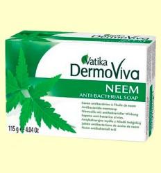 Jabón de Neem - Ayurveda - 115 gramos
