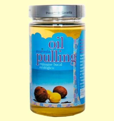 Oil Pulling - Enjuague Bucal Bio - Ayurveda - 300 gramos