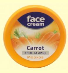 Crema Hidratante Facial de Zanahoria Antioxidante - Biofresh - 100 ml