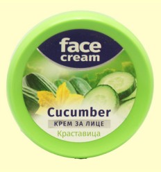 Crema Hidratante Facial de Pepino - Biofresh - 110 ml