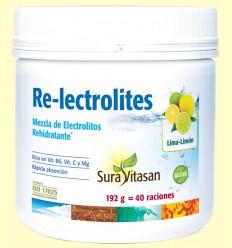 Re-lectrolites - Electrolitos - Sura Vitasan - 192 gramos