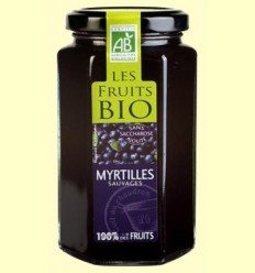 Mermelada de Arándanos Les Fruits Bio - Destination - 300 gramos