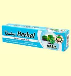 Dentifrico Ayurvedico Basilico - Ayurveda - 100 ml