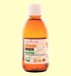 Aceite de Sésamo Negro Bio - Ayurveda - 200 ml