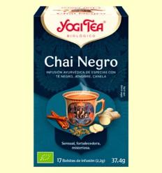 Chai Negro - Yogi Tea - 17 sobres