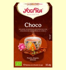 Choco Bio - Yogi Tea - 17 infusiones