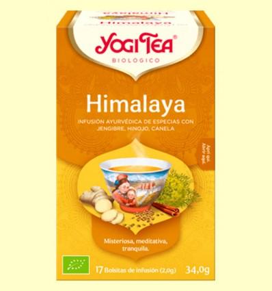 Himalaya Bio - Yogi Tea - 17 infusiones