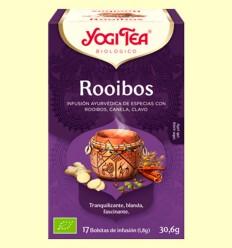Rooibos Bio - Yogi Tea - 17 infusiones