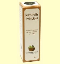 Aceite de CBD 15% - Naturalis Principia - 10 ml