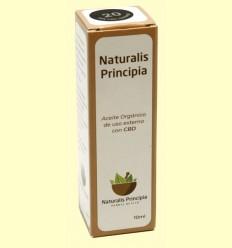 Aceite de CBD 20% - Naturalis Principia - 10 ml