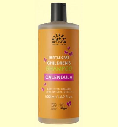 Champú para Niños Caléndula - Urtekram - 500 ml