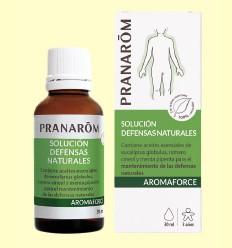 Solución Defensas Naturales - Aceites esenciales Bio - Pranarom - 30 ml