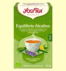 Equilibrio Alcalino Bio - Yogi Tea - 17 infusiones
