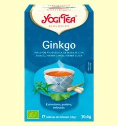 Ginkgo Bio - Yogi Tea - 17 infusiones
