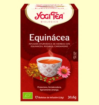Equinácea Bio - Yogi Tea - 17 infusiones