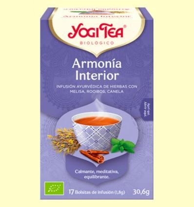 Armonía Interior Bio - Yogi Tea - 17 infusiones