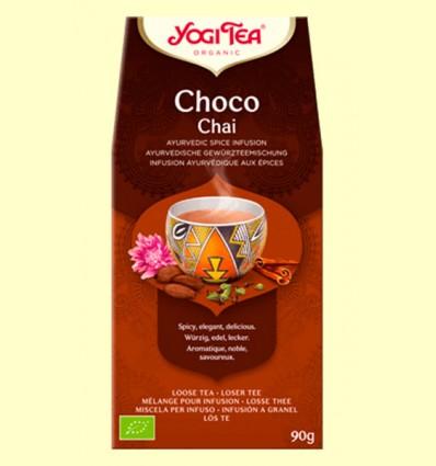 Choco Chai Bio - Yogi Tea - 90 gramos