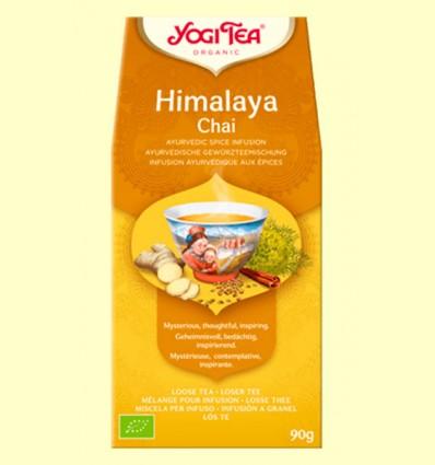 Himalaya Chai Bio - Yogi Tea - 90 gramos