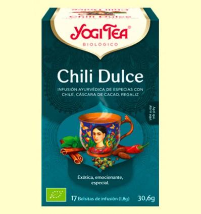 Chili Dulce Bio - Yogi Tea - 17 infusiones