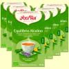 Equilibrio Alcalino Bio - Yogi Tea - Pack 6 x 17 infusiones