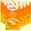 Detox con Limón Bio - Yogi Tea - Pack 6 x 17 infusiones