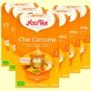 Chai Cúrcuma Bio - Yogi Tea - Pack 6 x 17 infusiones